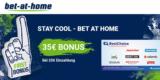 bet-at-home Bonus-Deal: 35€ BestChoice-/ Amazon Gutschein für 20€ Sportwette