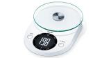 Beurer Küchenwaage KS 33 (digital) mit Flüssigkeitsanzeige für Wasser & Milch für 11€