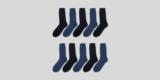 10er Pack C&A Socken aus Bio Baumwolle für 4,49€ (versandkostenfrei) – dank 25% Gutschein