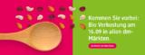 Bio Verkostung (Superfood & mehr) in allen dm-Märkten am 16.09.2017