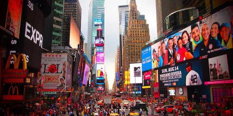 Black Friday Shopping in New York – Flüge ab 272€ (ab Frankfurt)