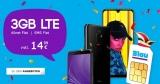 Xiaomi Mi 8 128 GB mit Blau Allnet L Vertrag für 14,99€/Monat + einmalig 79,95€