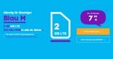 Blau M Handytarif (2 GB LTE + 300 Minuten) + Ultimate Ears Blast Lautsprecher für 7,99€ pro Monat