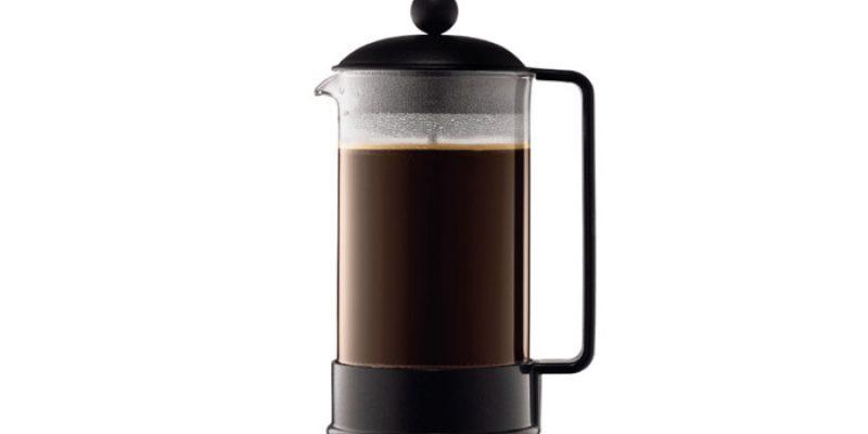 Bodum BRAZIL Kaffeebereiter (French Press System) für 12,94€