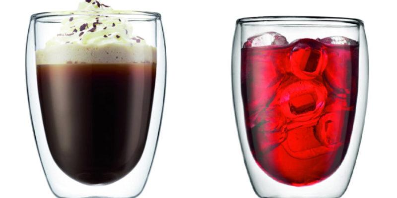 Bodum Pavina 6-teiliges Gläser-Set (Doppelwandig) für 32,19€