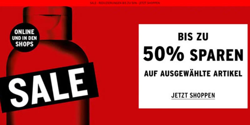 The Body Shop Sale: bis zu 50% Rabatt auf Beauty Artikel