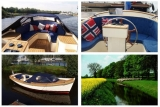 Bootstour in Brandenburg mit 10 Personen für nur 119€ inklusive Sprit!