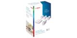 Bosch Starter Set Heizen (4x Heizkörper Thermostate + 1x Controller) für 179€