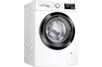 Bosch Waschmaschine WAU28U00 Serie 6 für 488,90€ (9kg, A+++, 1400 U/min)