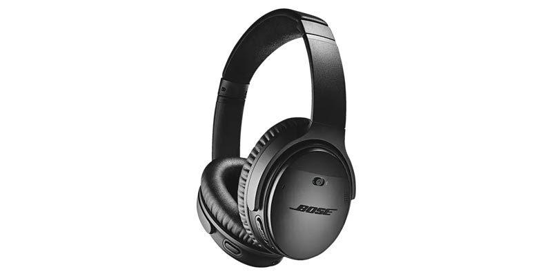 Bose QuietComfort 35 II Noise Cancelling Kopfhörer (schwarz) für 179€