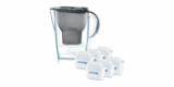 BRITA Wasserfilter Starterpaket Marella inkl. 6x Maxtra+ Filterkartuschen für 31,99€
