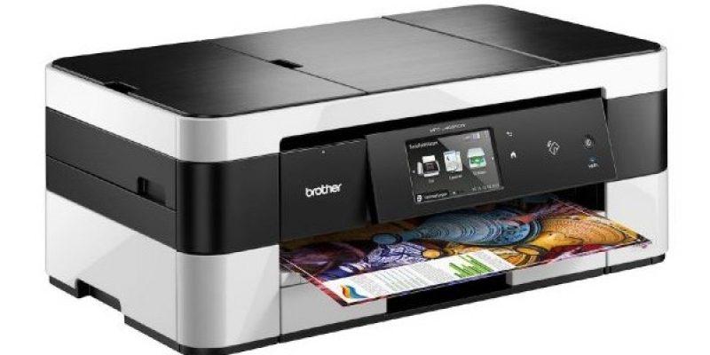 Brother MFC J4620DW Tintenstrahl-Multifunktionsdrucker für 99€