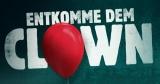 Burger King Entkomme dem Clown Aktion – Whopper für 0,01€