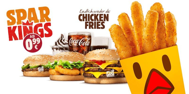 Burger King Gutscheine November & Dezember 2020 – z.B. Whopper Jr. für 1,79€