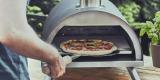 Burnhard Outdoor Pizzaofen Nero (für den Garten/Outdoor) für 188,30€