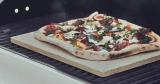 Burnhard Pizzastein für den Ofen oder Grill aus Cordierit für 18,90€