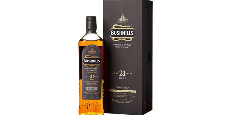 Bushmills Single Malt Irish Whiskey 21 Jahre für 114,90€