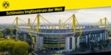 BVB Impfzentrum: Gratis Spaziergang durch Stadion + Foto mit DFB-Pokal + Covid-19 Impfung