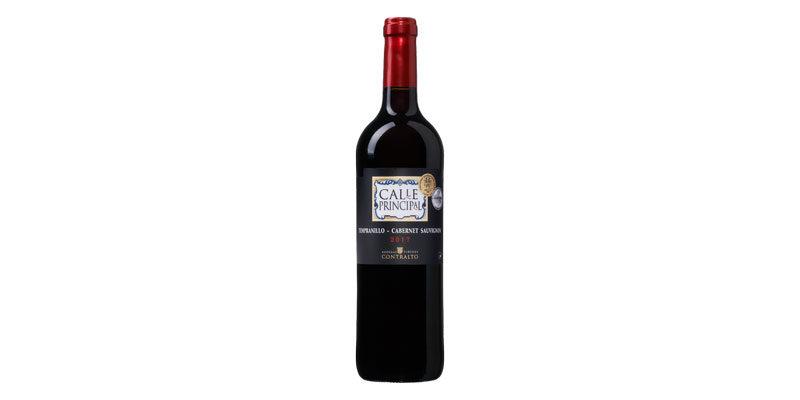 6x Flaschen Calle Principal Tempranillo Cabernet Sauvignon für 31,35€