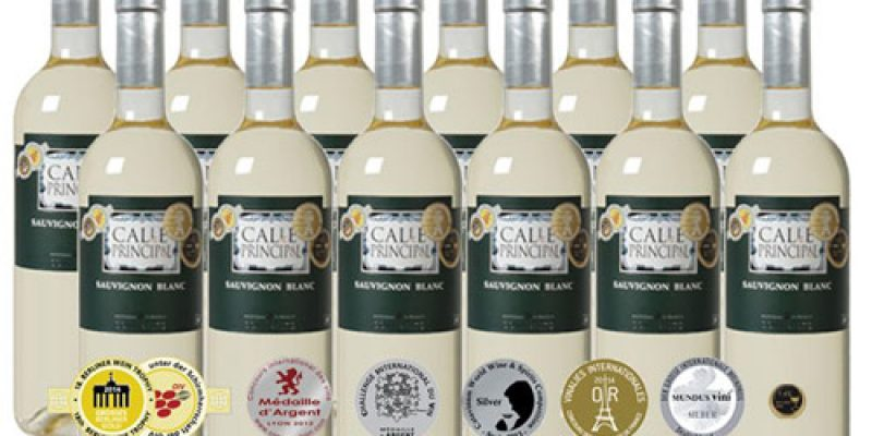 6x Flaschen Calle Principal Sauvignon Blanc 2018 für 23,97€