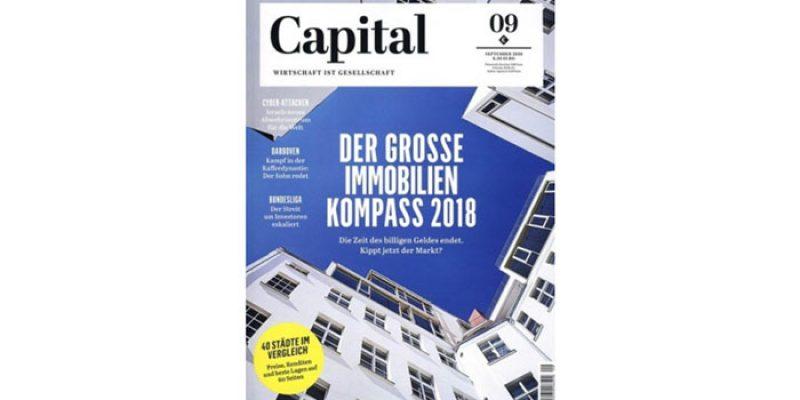 Capital Jahresabo für 92€ + 80€ BestChoice Gutschein als Prämie