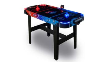Carromco Airhockey Tisch Aurora-XT LED Version für 141,18€ bei Netto