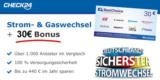 Check24 Strom-/Gas-Wechsel + 30€ BestChoice-/ Amazon Gutschein