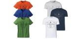 3x Chiemsee Herren T-Shirts (versch. Farben) für 37,49€ inkl. Versand