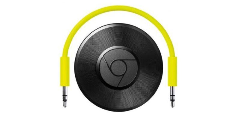 Google Chromecast Audio Streaming Stick für 35€