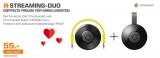 Streaming Duo: Google Chromecast 2 + Chromecast Audio für nur 50€