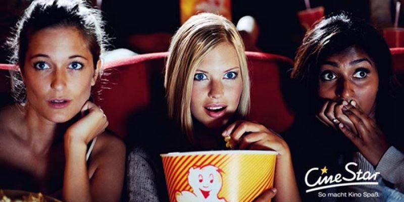 CineStar Kinokarte + Popcorn (klein) für 9,90€