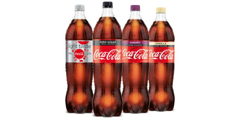 Coca Cola Cashback Aktion (Zero Sugar, Cherry, Vanilla & Light taste) bei Penny