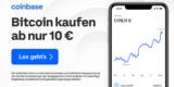 Kostenloses Coinbase Konto eröffnen + 15€ BestChoice-/Amazon Gutschein als Startguthaben Prämie