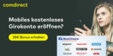 Comdirect Girokonto + 25€ Amazon-/BestChoice Gutschein als Prämie