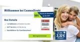 CosmosDirekt Risikolebensversicherung ab 2,32€/Monat + 50€ Amazon Gutschein