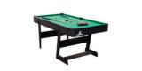 Cougar Hustle XL Billardtisch mit 16 Kugeln & 2 Queues für 249,89€