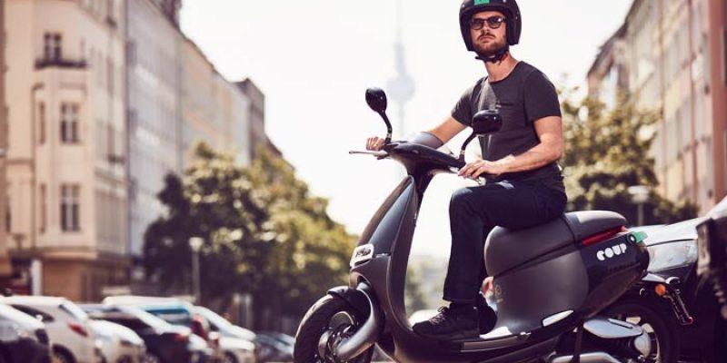 Coup eScooter Sharing-Dienst – 4 Freifahrten dank Gutschein-Code!