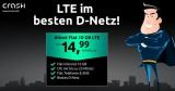 Crash Allnet Flat 10 GB Tarif (Telekom Netz) für 14,99€/Monat