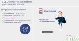 Crash Allnet Flat 2GB LTE (Telekom Netz) für 11,99€/Monat + 50€ Amazon Gutschein