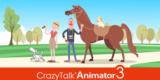 Kostenlose Vollversion: CrazyTalk Animator 3 (Professionelle 2D Animationssoftware für Windows)