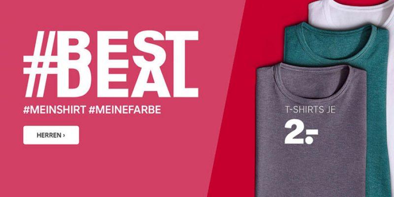 C&A Best Deal Angebote: Badeshorts ab 4€, Flip Flops ab 3€, Bikinis ab 5€
