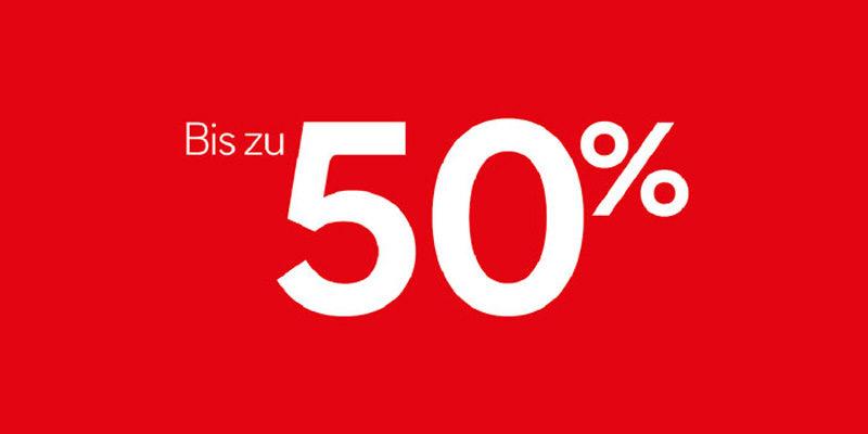 C&A Sale mit bis zu 50% Rabatt + 25% Gutschein: T-Shirts ab 2,50€
