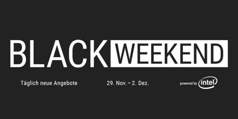 Cyberport Black Weekend Schnäppchen – Laptops, Apple Produkte & mehr
