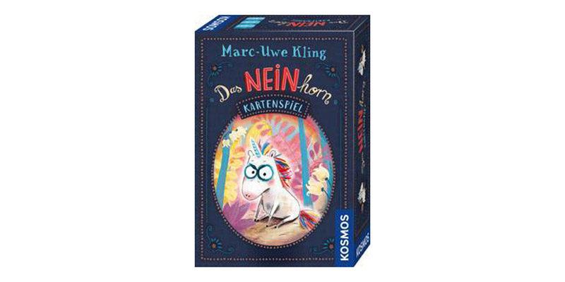 """Kartenspiel """"Das NEINhorn"""" von Marc-Uwe Kling für 8,99€"""
