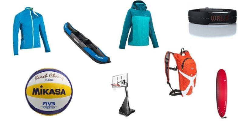 Decathlon SSV mit bis zu 80% Rabatt auf Sport & Outdoor
