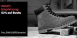 Deichmann Black Week: 50% Rabatt auf ausgewählte Schuhe & Accessoires