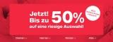 Deichmann Sale mit bis zu 50% Rabatt: Günstige Ballerinas, Flip Flops, Sandalen, etc.