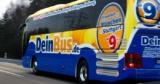 1.000 DeinBus Tickets für 1€ – z.B. Berlin – Leipzig, Frankfurt – Leipzig oder Jena – Leipzig