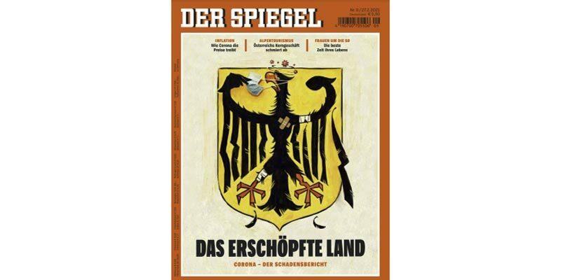 13x Ausgaben der Zeitschrift Spiegel für 71,50€ + 65€ BestChoice Gutschein