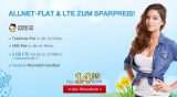 DeutschlandSIM Flat LTE M mit 2 GB Internet für 14,99€/monatlich!